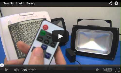 YouTube: Omega LED Flood Light - 5th Generation